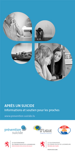 soutien après un suicide
